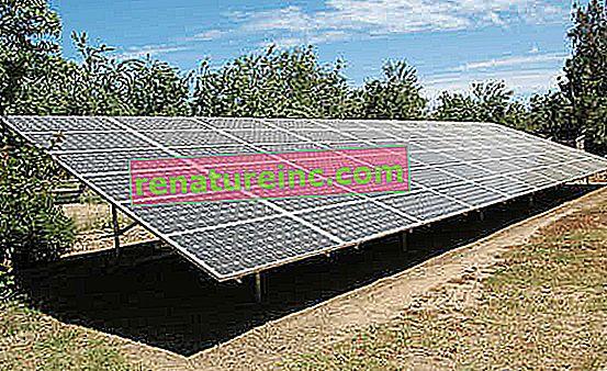 Какво представлява слънчевата енергийна система извън мрежата?
