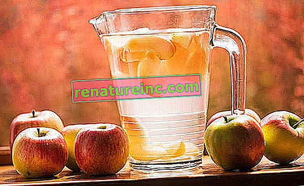 12 beneficios del vinagre de sidra de manzana y cómo usarlo