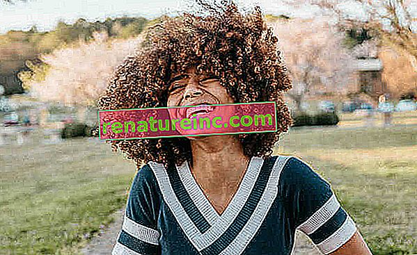 Sådan bruges æblecidereddike på håret