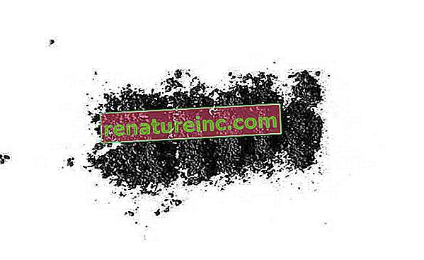 Charbon actif: usages et entretien
