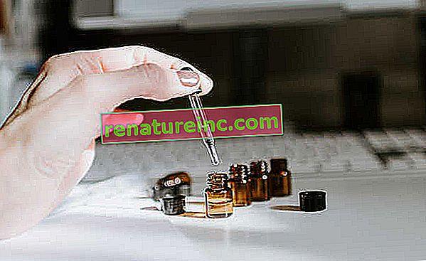 Za kaj je eterično olje kadila?
