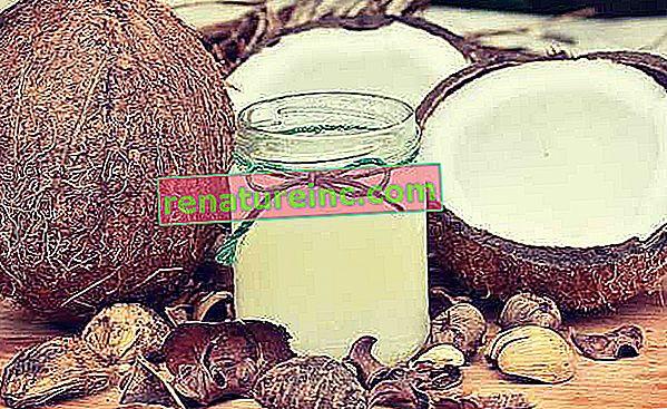 Naravna kokosova olja: čemu služi in kako jo uporabljati