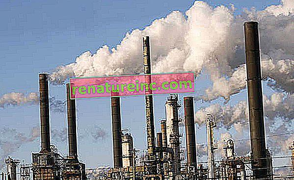 גופרית דו-חמצנית: נפגשים עם SO2