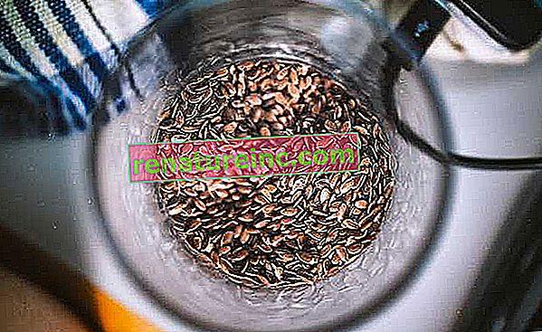 El aceite de linaza es rico en omega 3