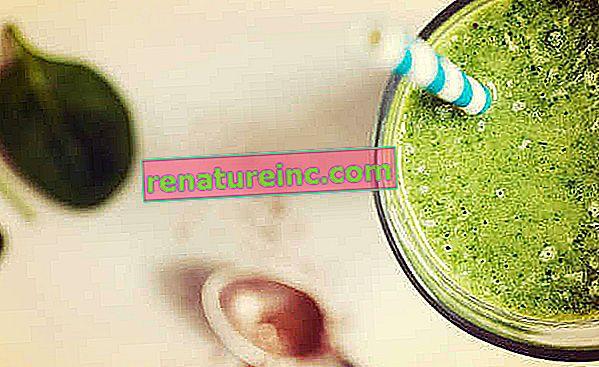Detox-Saft zur Gewichtsreduktion: Rezepte und Vorteile