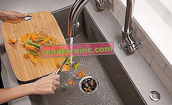 Broyeur d'aliments: avantages et inconvénients environnementaux