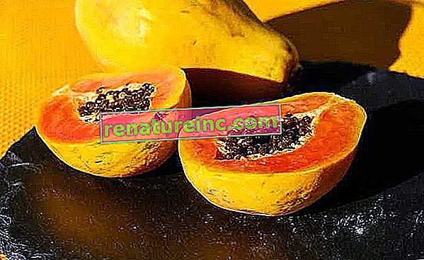 Descubra los beneficios para la salud de la papaya