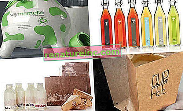 Genanvendelig og bæredygtig emballage: se kreative eksempler