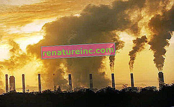 Hvad er atmosfæriske emissioner?