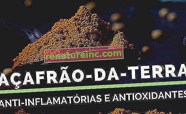 La cúrcuma tiene propiedades antiinflamatorias y antioxidantes.