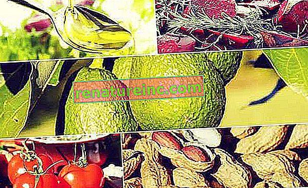 Funksjonell mat: hva de er og eksempler