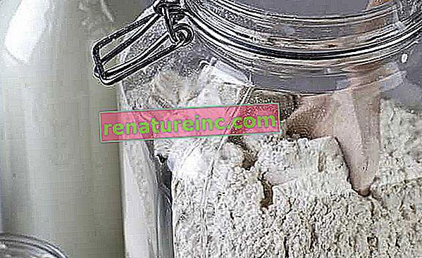 Farine de riz: avantages et comment la préparer à la maison