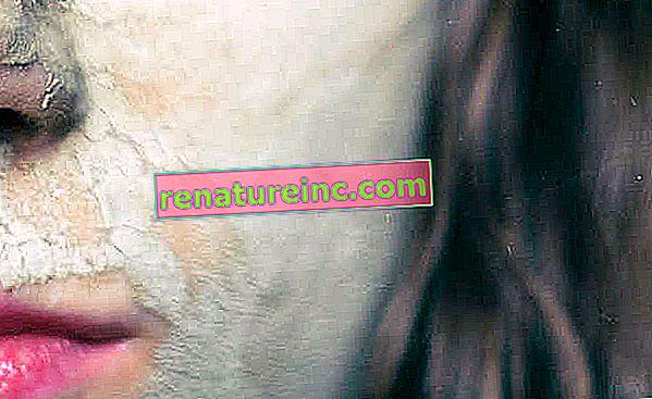 Comment nettoyer la peau avec de l'argile
